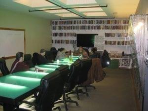 CHL Classroom