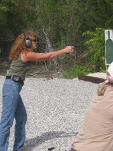 Level-I-Handgun