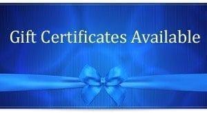 TLC Gift Certificates